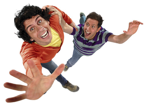 Andy Day & Mike James