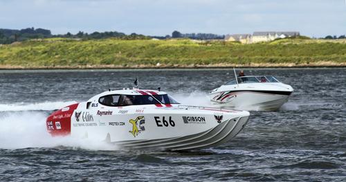 Team E-Lites Round Britain challenge