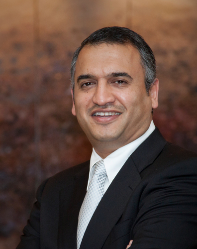 Adam Ebrahim, Founder and CEO of Oasis C