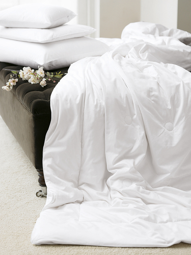 Gingerlily Silk Filled Duvets