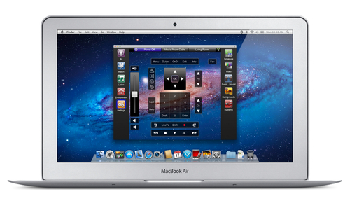 TrueControl for Mac - MacBook Air