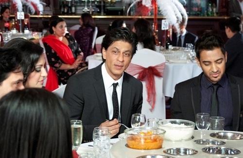 Shahrukh Khan at Chak 89's Event