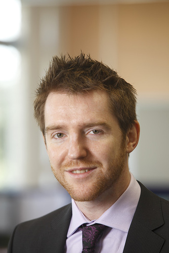 Steven Turner, VP of IT Optimisation