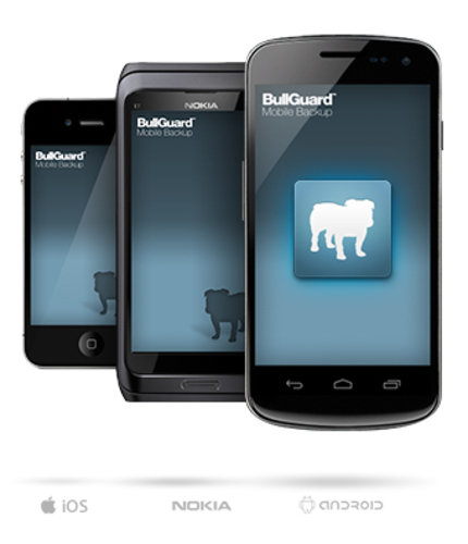 BullGuard Mobile Backup 12