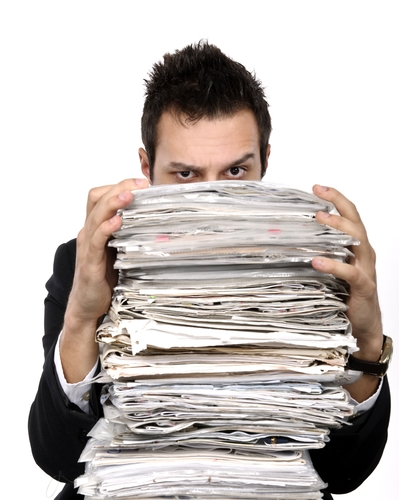Scanning is a burden for many businesses