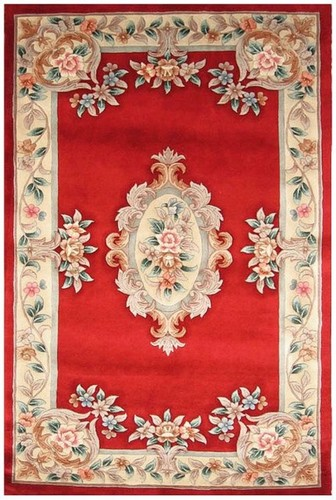 Traditional Chinese rug, £725