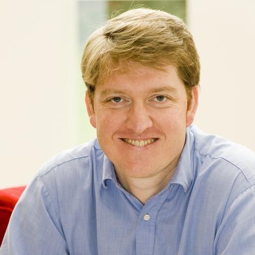 Peter Boucher, Vodafone UK