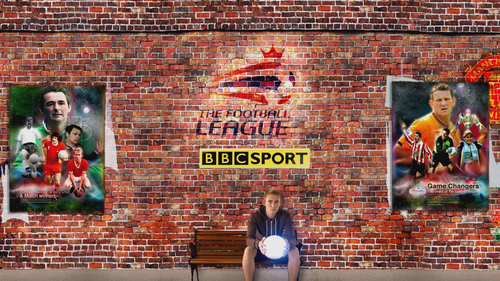Clip from new Football League Show intro
