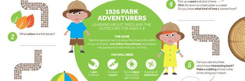 Park Adventurers Game