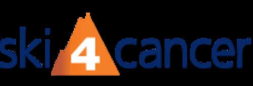 Ski 4 Cancer logo