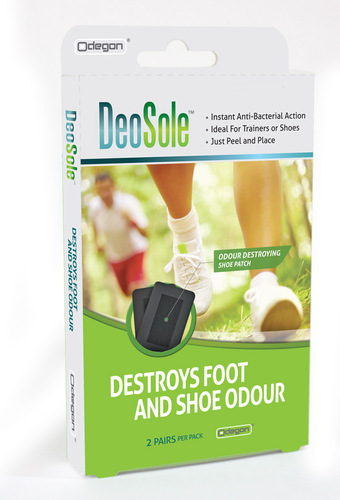 Odegon Deosole packaging