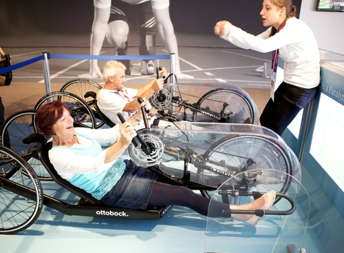 Passion for Paralympics Exhibition