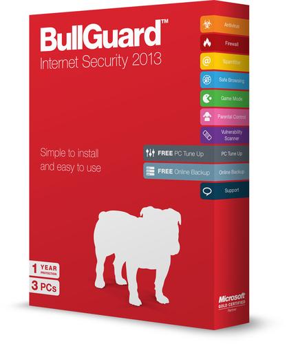 BullGuard Internet Security 2013