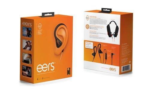 eers PCS 150 custom fitted earphones