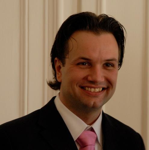 Alexander Draaijer, Regional VP EMEA