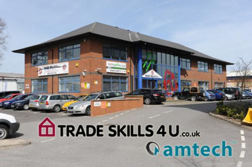 TradeSkills4U partner with Amtech