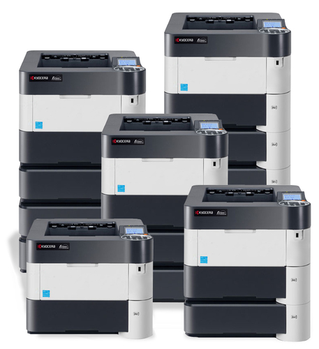 KYOCERA ECOSYS 6th GENERATION