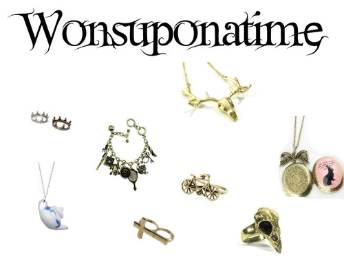 Wonsuponatime jewellery