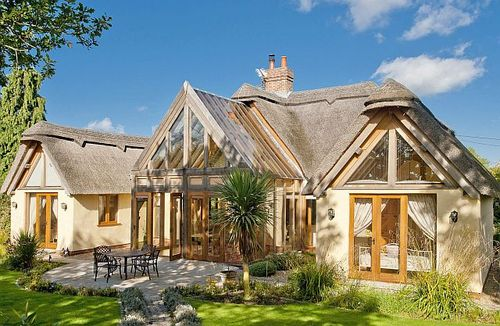 Hunters Moon  New Forest holiday cottage
