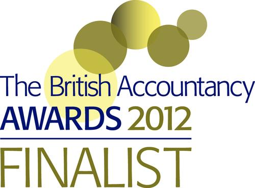British Accountancy Awards finalist
