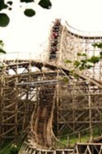 Oakwood Theme Park's Megaphobia