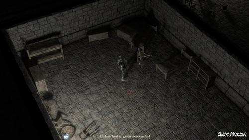Early prototype screenshot