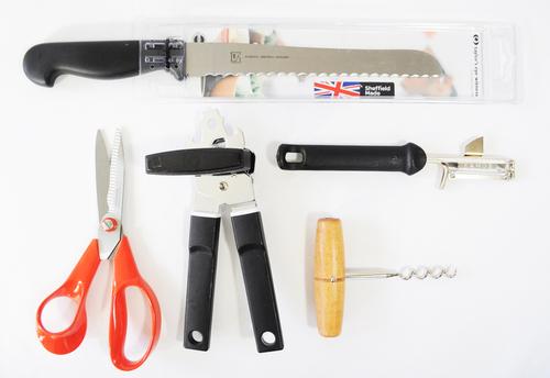 Left Handers Kitchen Essentials