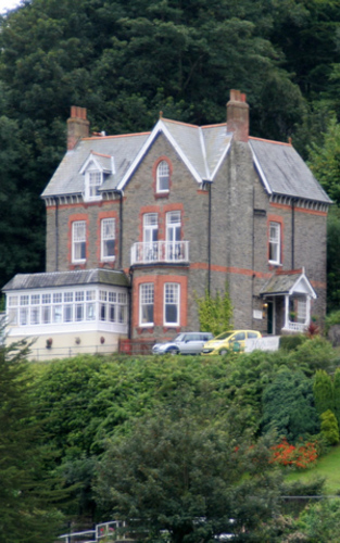 Highcliffe House, Exmoor