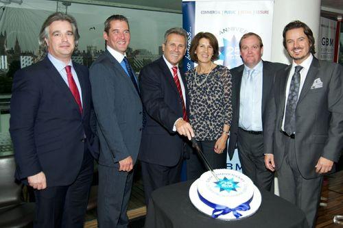 GBM Directors Celebrate 25th anniversary