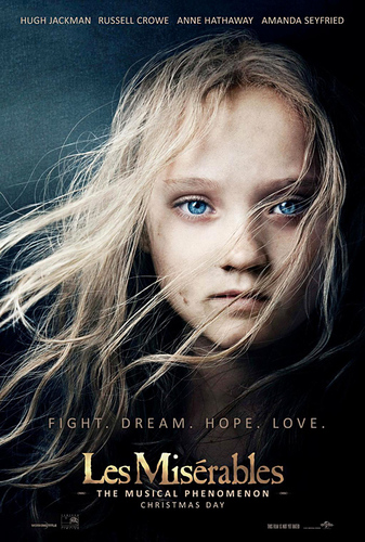 Les Miserables - image via Universal