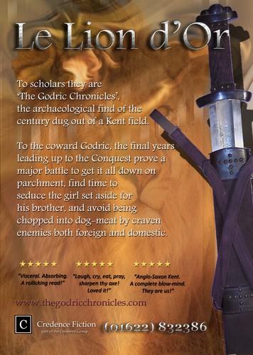 Anglo-Saxon England unleashed....