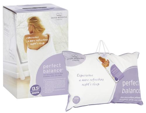 Perfect Balance Duvet & Pillow