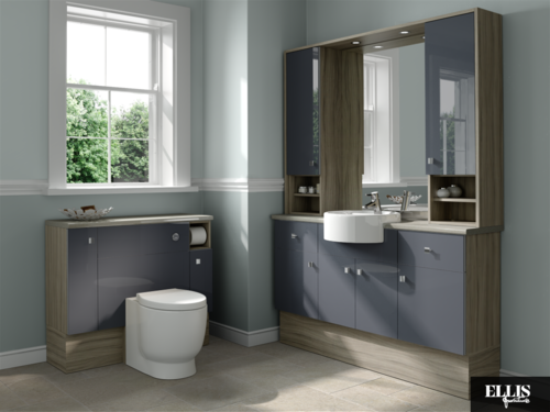 Bathroom Styler app image
