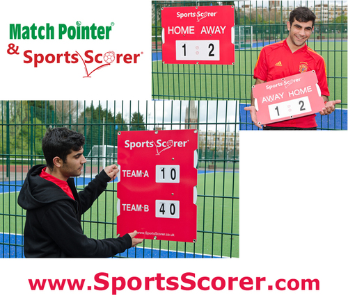 Sports Scorer Portable Scoreboards