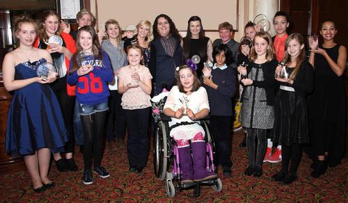 Stagecoach Inspiration Award Winners