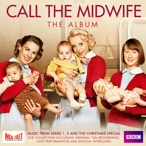 Call The Midwife - The Album sleeve imag