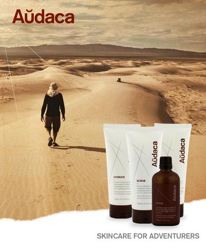Audaca: Skincare for Modern Adventurers