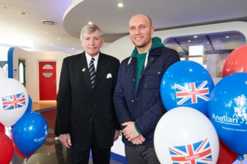Anglian Home Improvements Launches Flagship Showroom
