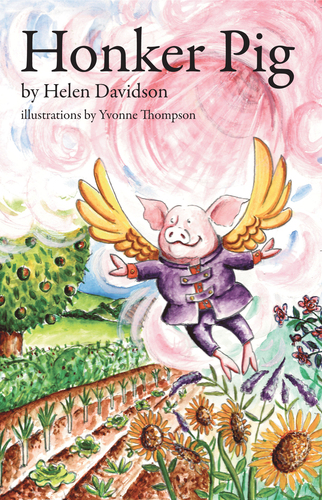 Honker Pig Book Front Cover