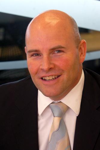 1st Touch CEO Robert Dent