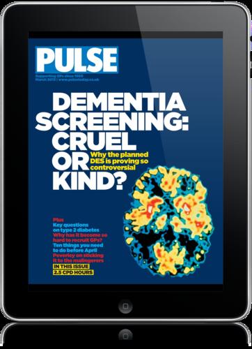 Pulse magazine, iPad