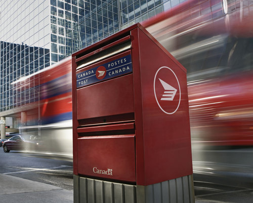 Canada Post and Postcode Anywhere