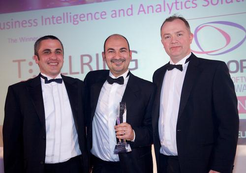 Tollring wins IT Europa award