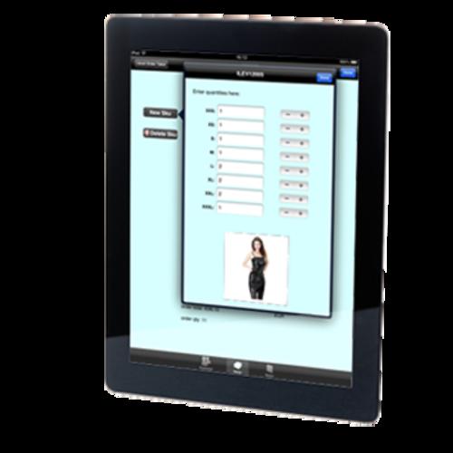 iPad Order Taker