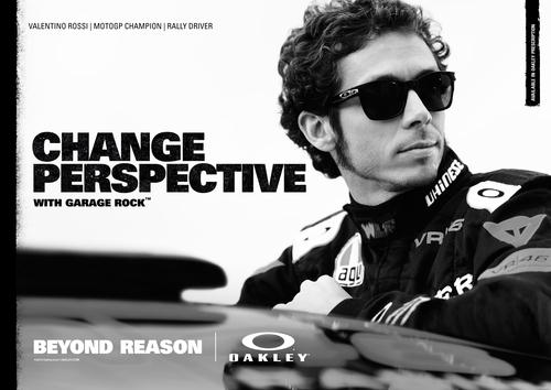 Valentino. MotoGP Rider. Rally Driver.