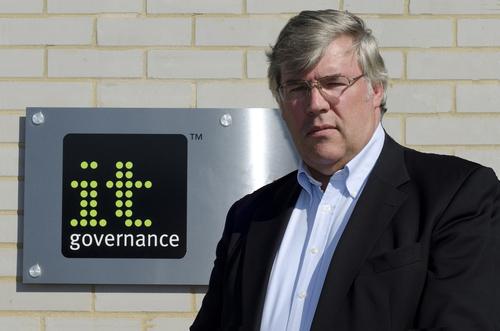 Alan Calder of IT Governance