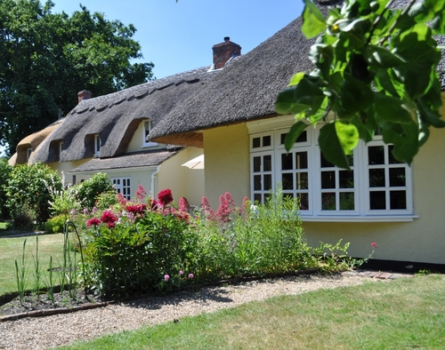 Bay Tree Cottage in the New Forest