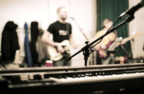 Amateur musicians given a new re