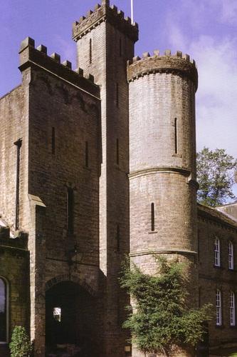 Car Hall Castle
