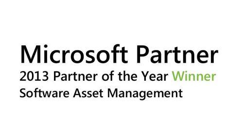 Microsoft Award Logo